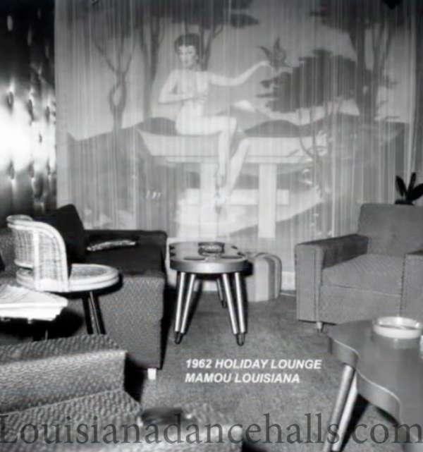 Holiday Lounge 1962