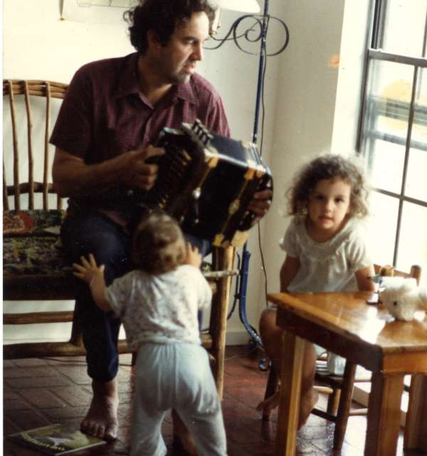Marc Savoy and His Children