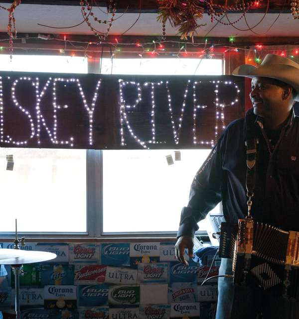 Geno Delafose at Whiskey River
