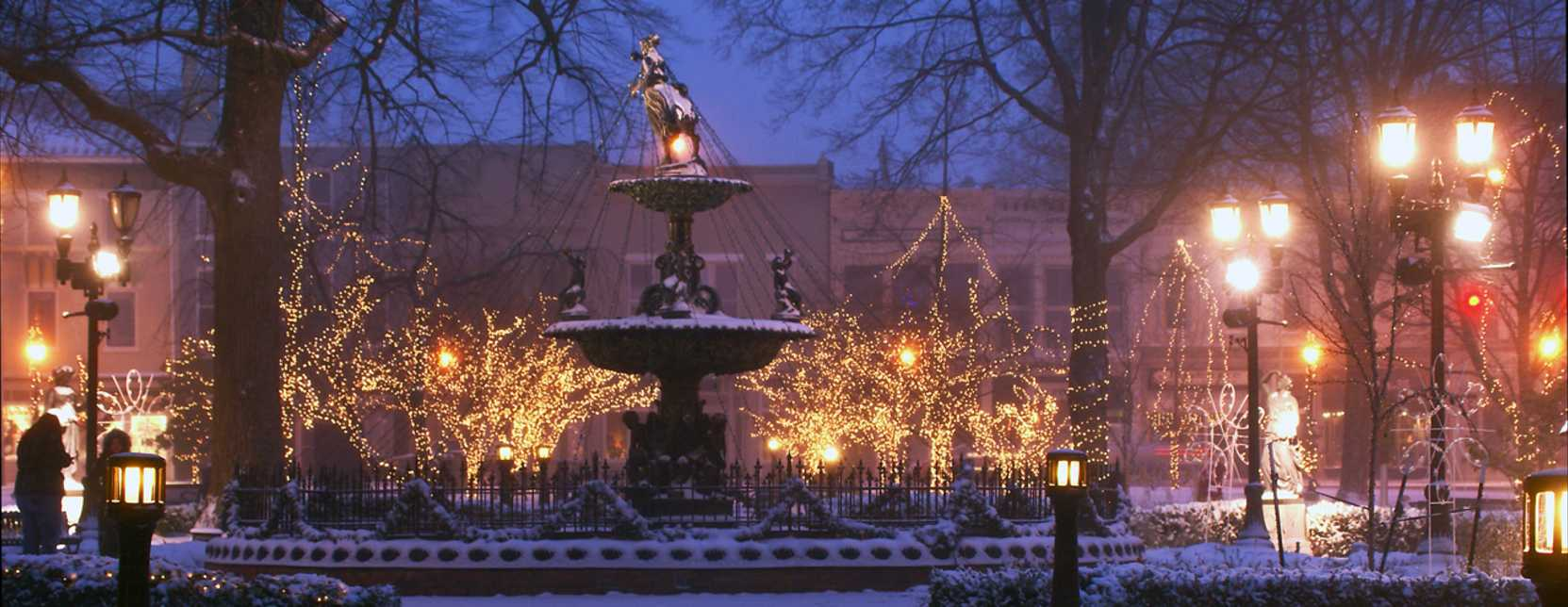 Christmas in Bowling Green KY | Events & Shows