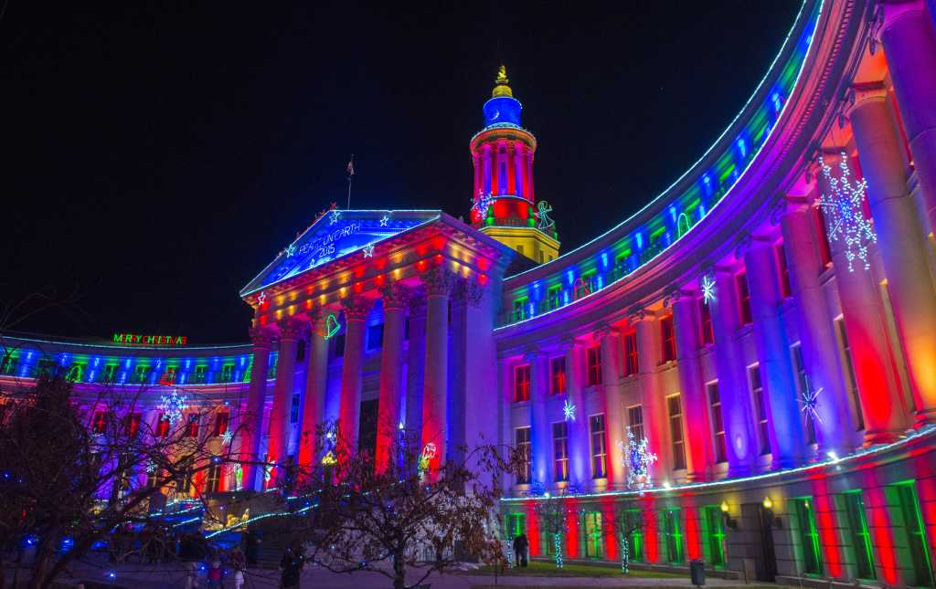 Magic in the Air with Denver's Mile High Holidays | VISIT DENVER