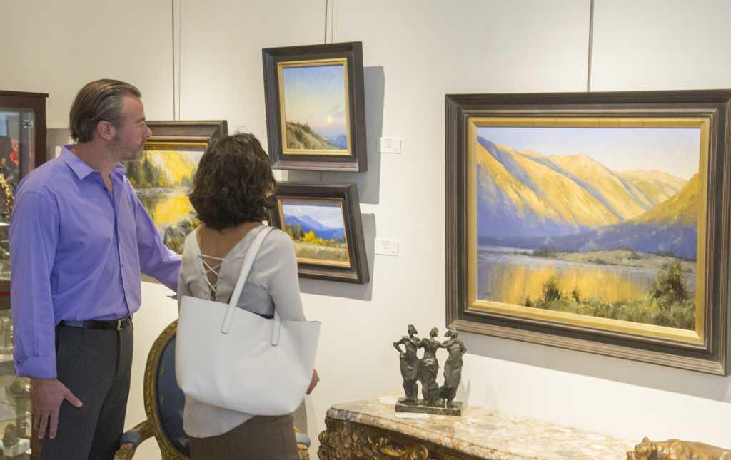 Review Shopping for Art in Denver - Contemporary paint nite denver Photos