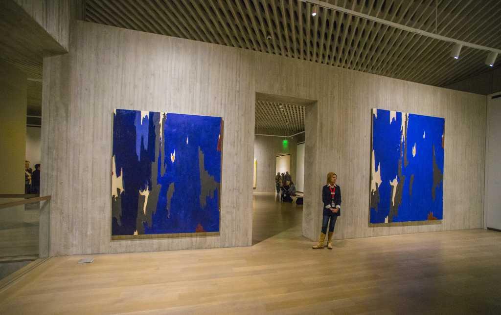 Denver Art Museum Contemporary Paintings