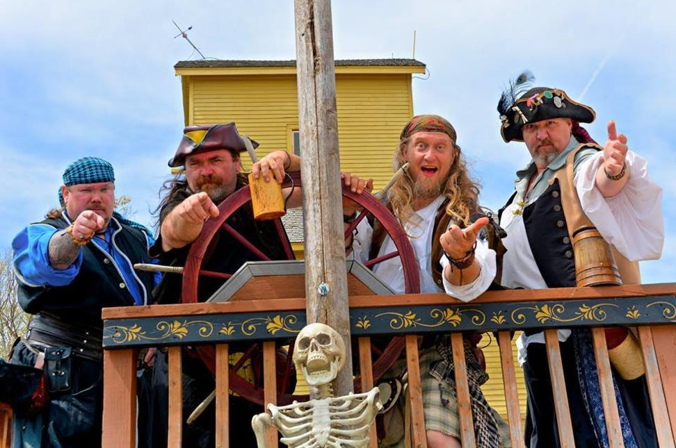 The Scallywags Pirate Comedy - Ren Faire