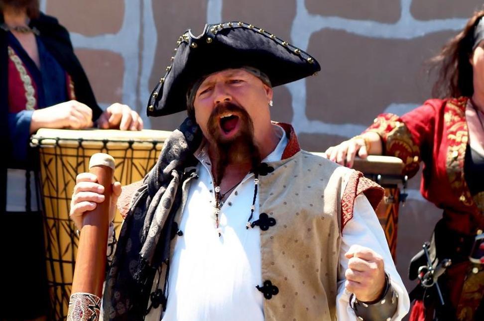 Pirate Comedy - Ren Faire