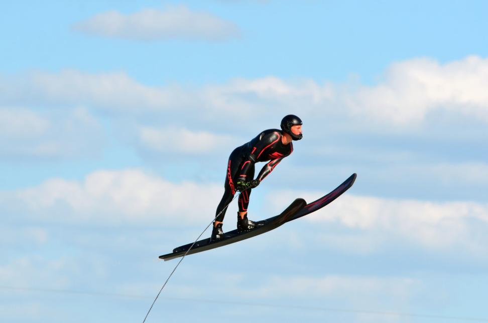 Ben Leutz 2018 GOODE Water Ski National Championship