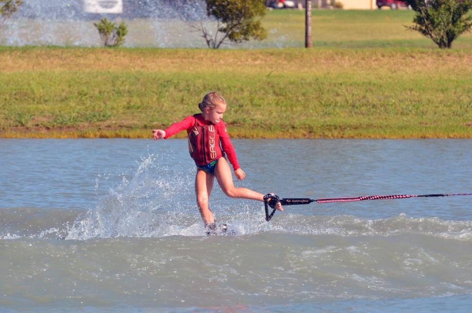 Cameron Davis 2018 GOODE Water Ski National Championships