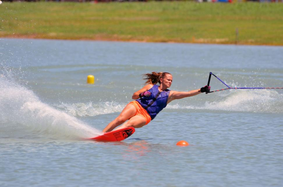 Danyelle Bennett 2018 GOODE Water Ski National Championships