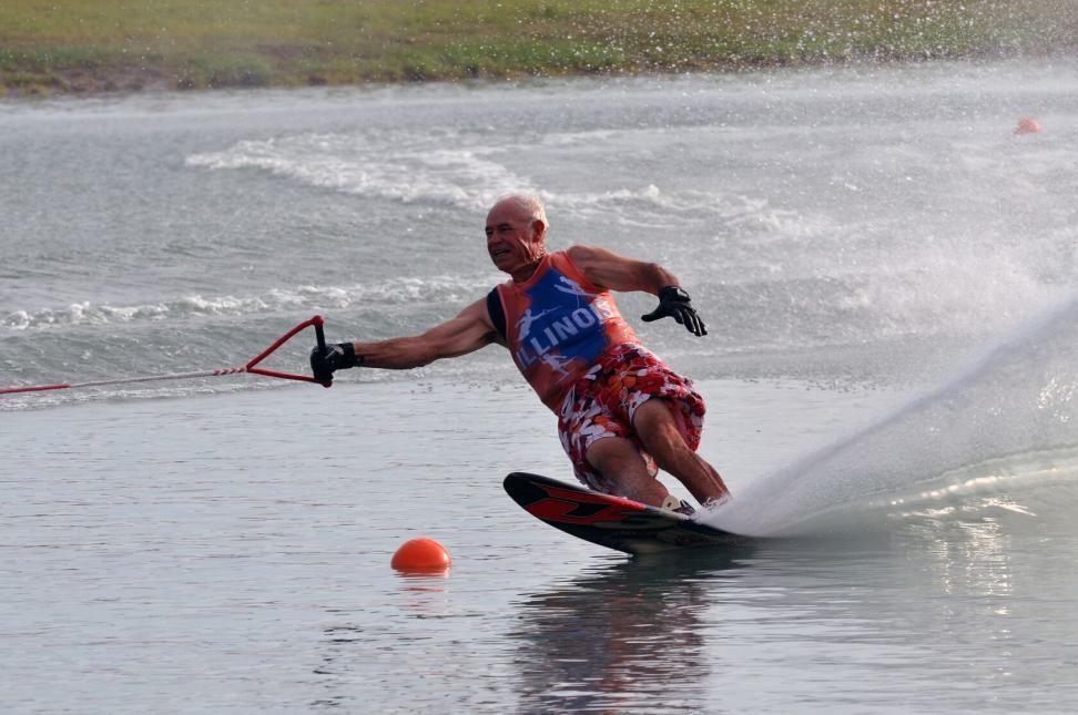 Freddy Krueger 2018 GOODE Water Ski National Championships