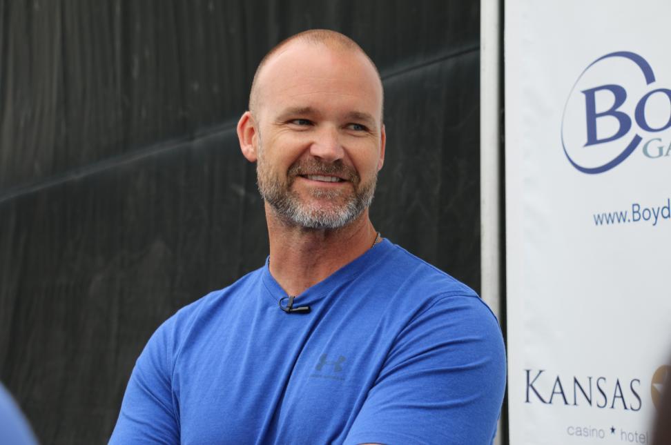 David Ross - NBC World Series