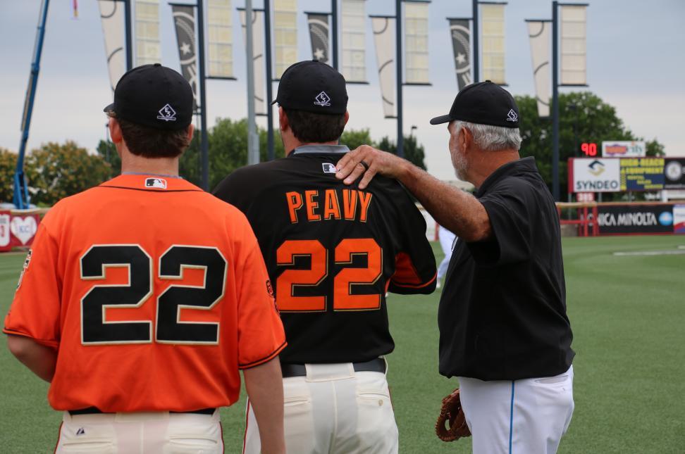 Jake Peavy - NBC World Series