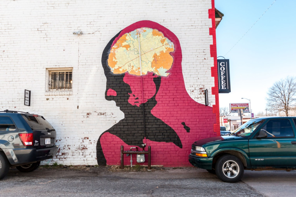 Wichita Mind Mural