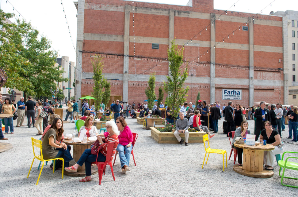 ICT Pop-Up Park