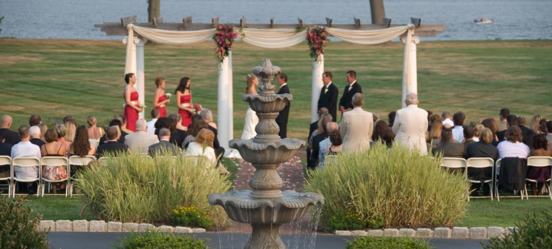 bucks county pennsylvania riverfront weddings
