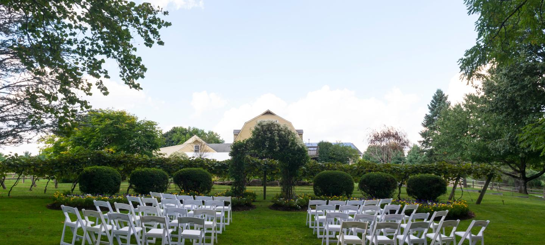 bucks county pennsylvania intimate countryside wedding venues