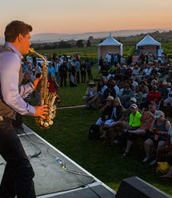 Napa Valley's Jazz Festival