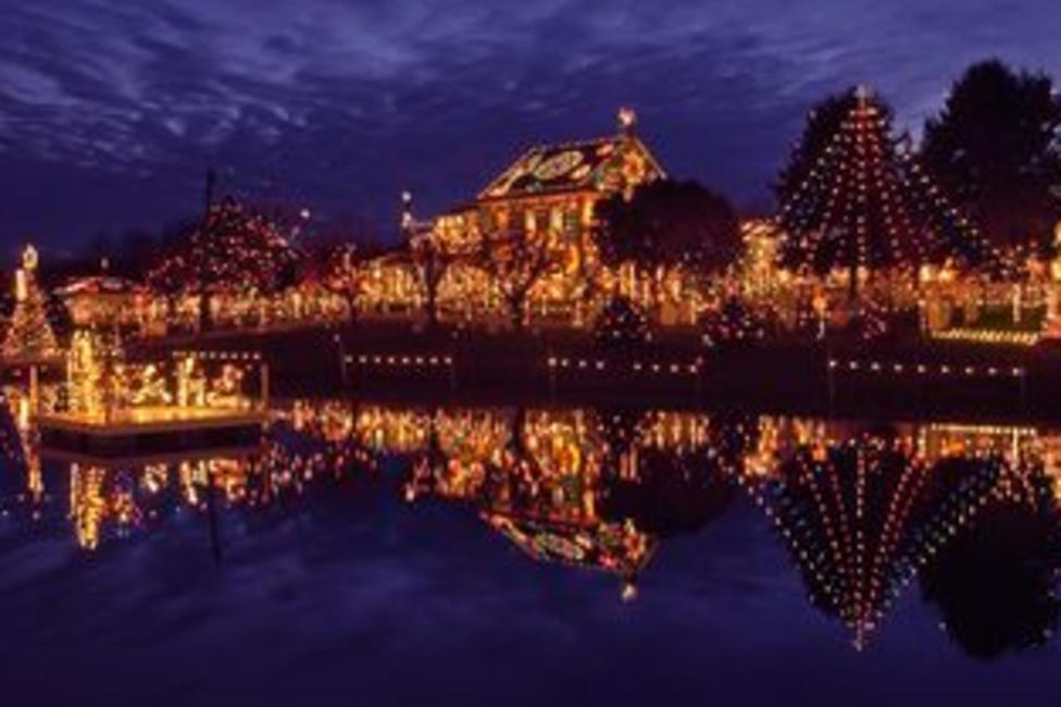 Koziar's Christmas Village - A Must See Attraction This Holiday ...