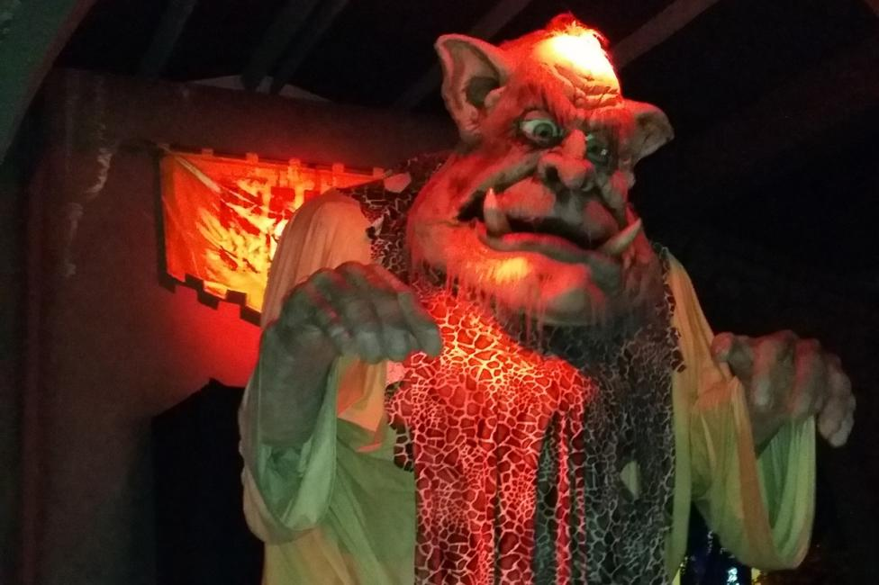 Get Your Fright On with Halloween Haunt At Dorney Park