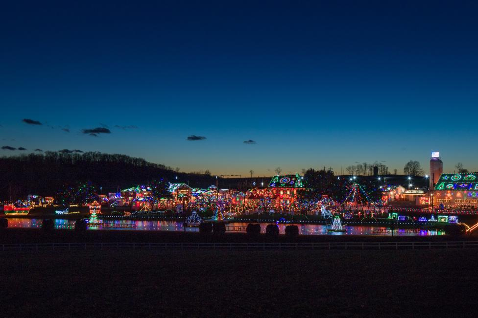 Lehigh Valley Zoo Christmas Lights 2020 | Fxtugg.happynew2020year.site