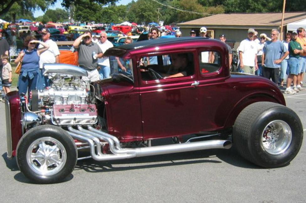 Wheels of Time Rod & Custom Jamboree is About the American Love ...