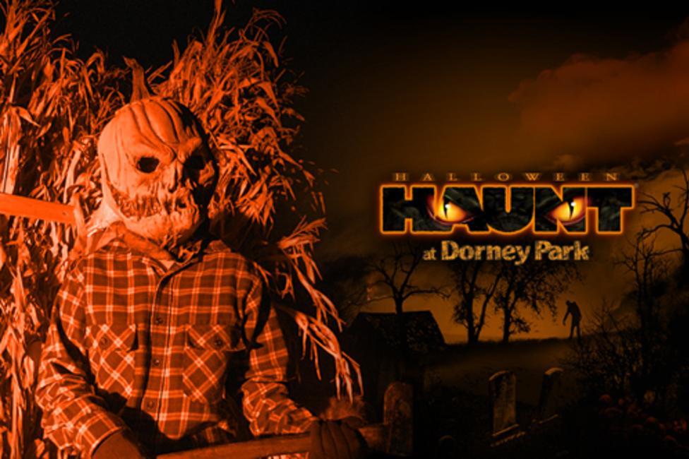 Halloween Haunt at Dorney Park