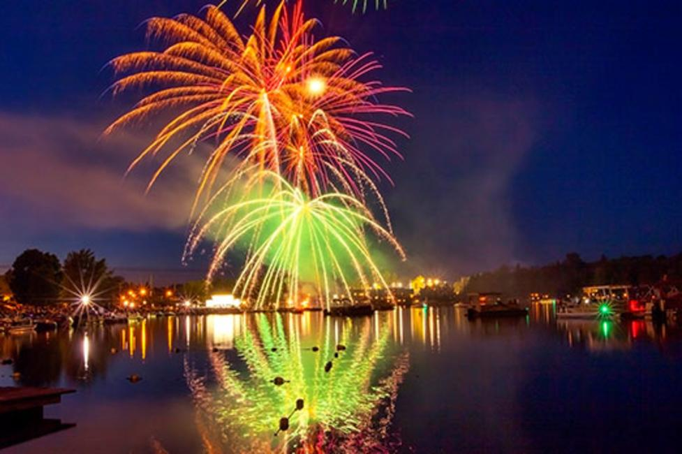 Labor Day Weekend Celebration and Fireworks - Photo Courtesy of Kurt Gardner Photography Gallery Old