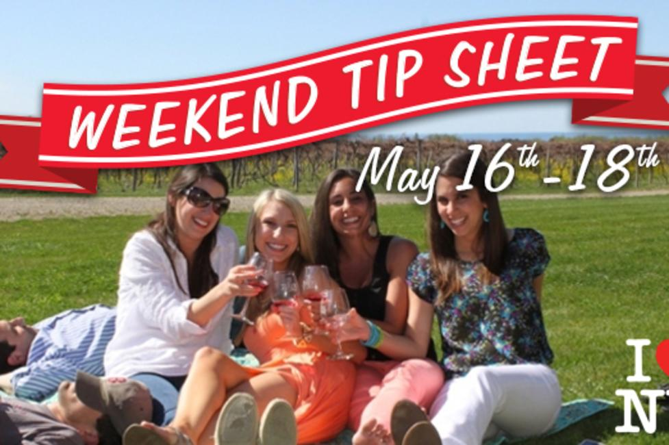 Weekend Tip Sheet