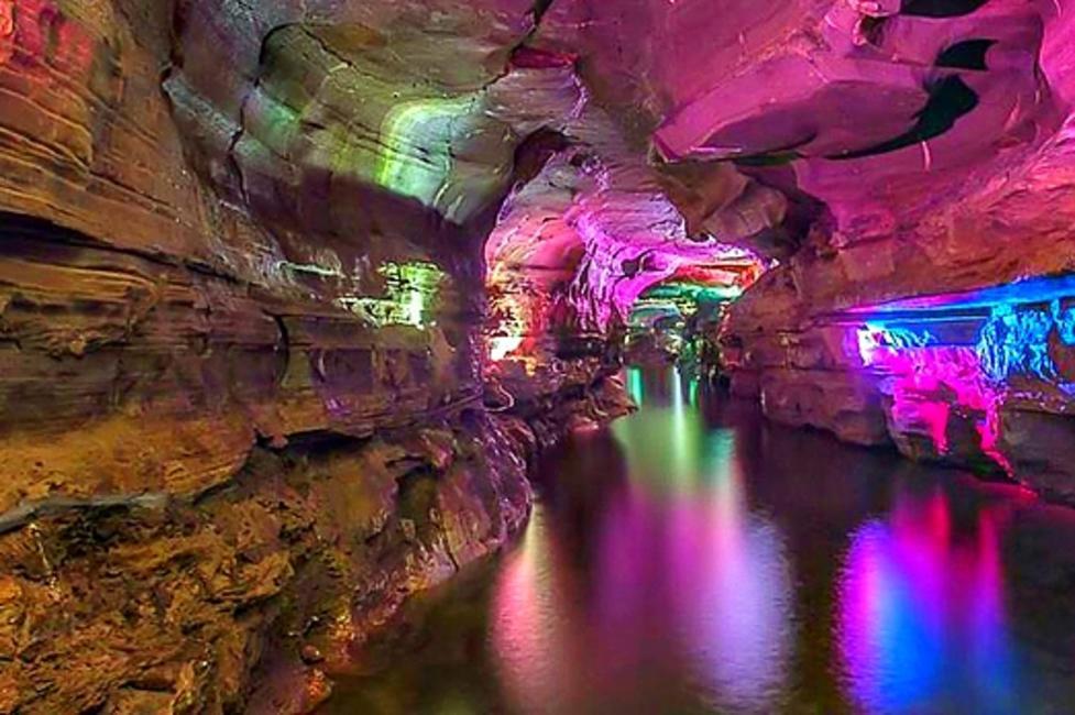 Howe Caverns - Photo Courtesy of Howe Caverns