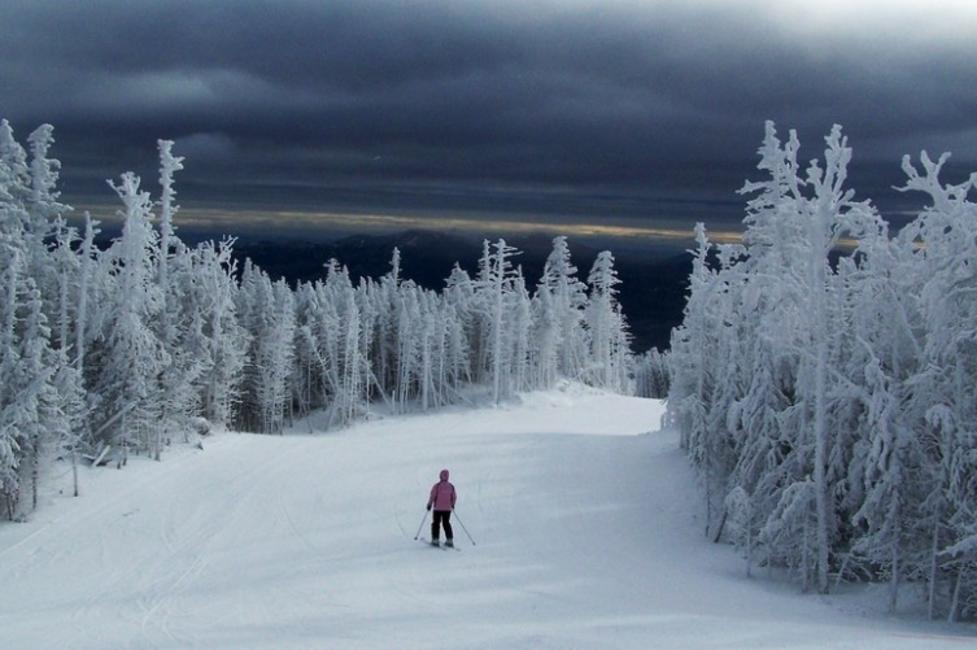 skiing whiteface