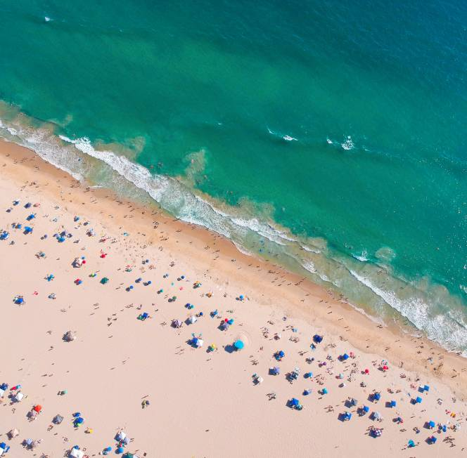 Huntington Beach Beaches