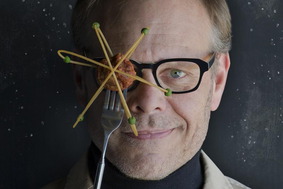 He Teaches Us To Cook Using The Science Behind The Food, Now Alton Brown  Wants You Tell Him Where To Eat! The Good Eats And Cutthroat Kitchen Host  Brings ...