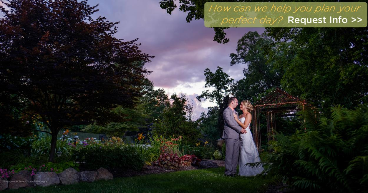 Request Info About Visit Hendricks County Wedding Services