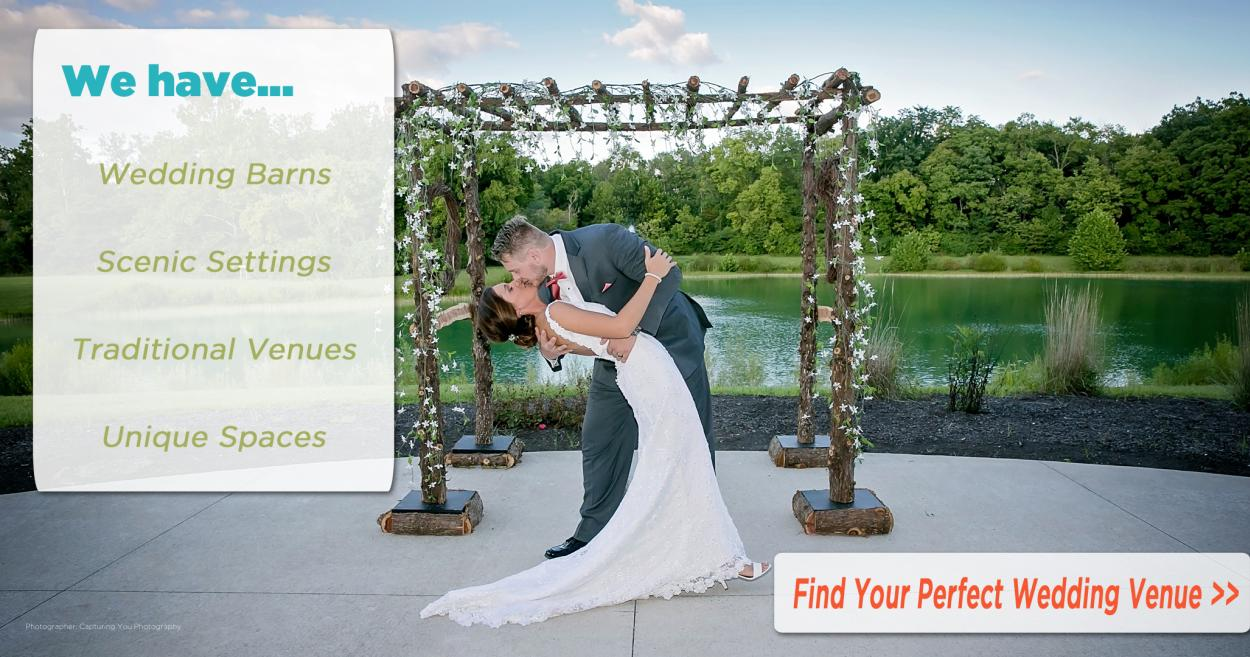 Find Your Perfect Hendricks County Wedding Venue