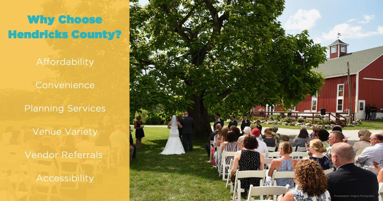 Hendricks County Weddings