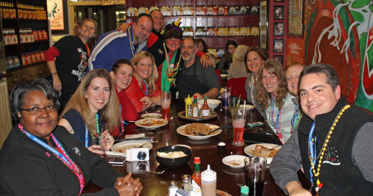Group Friendly Restaurants