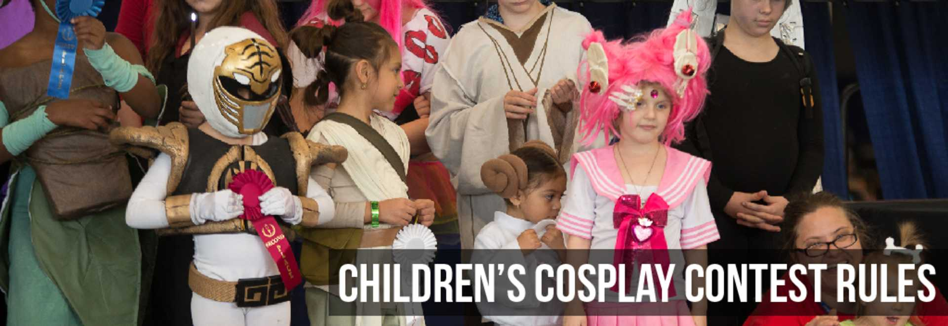 Children's Cosplay Rules
