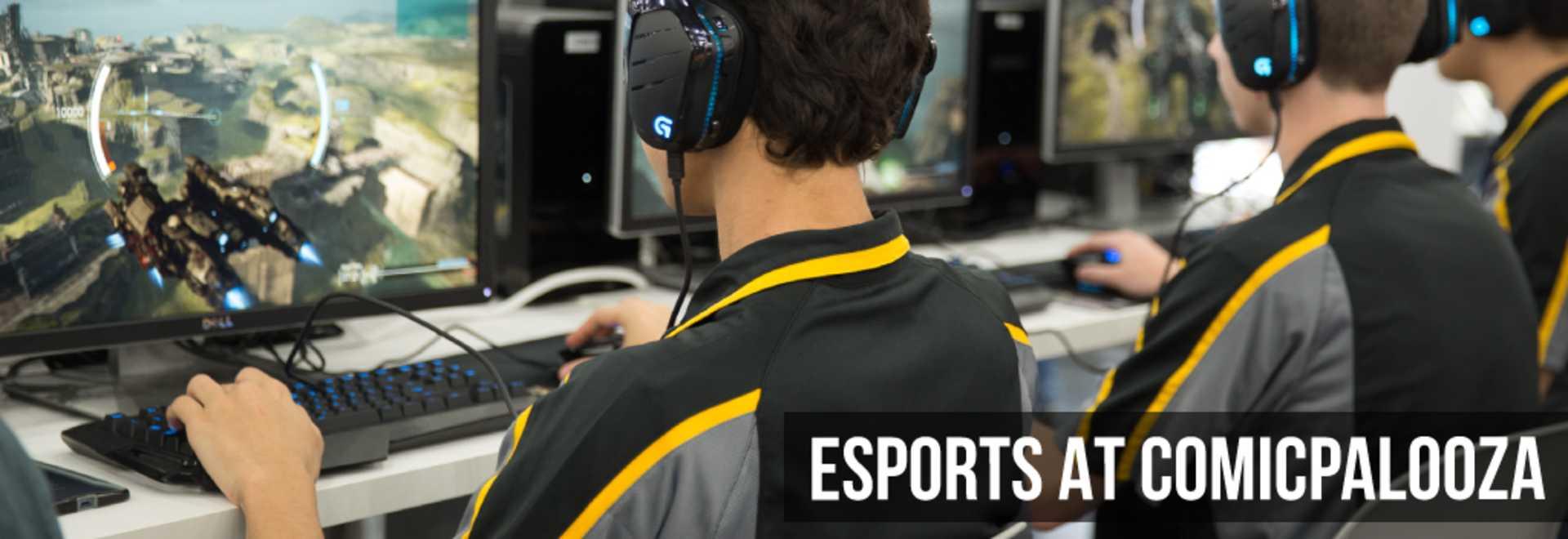 eSports Header