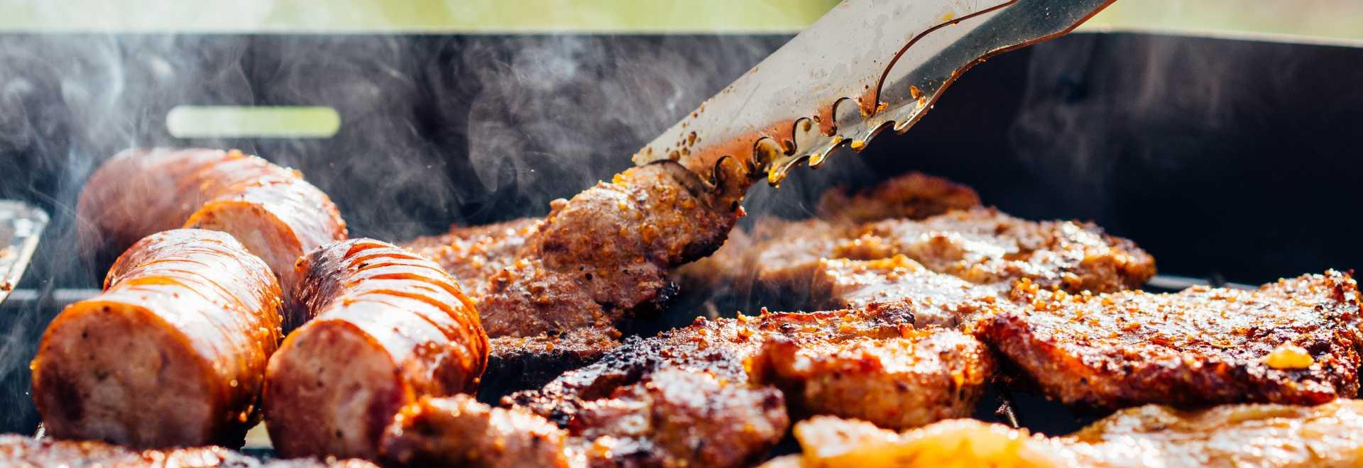 BBQ Chicken And Steak