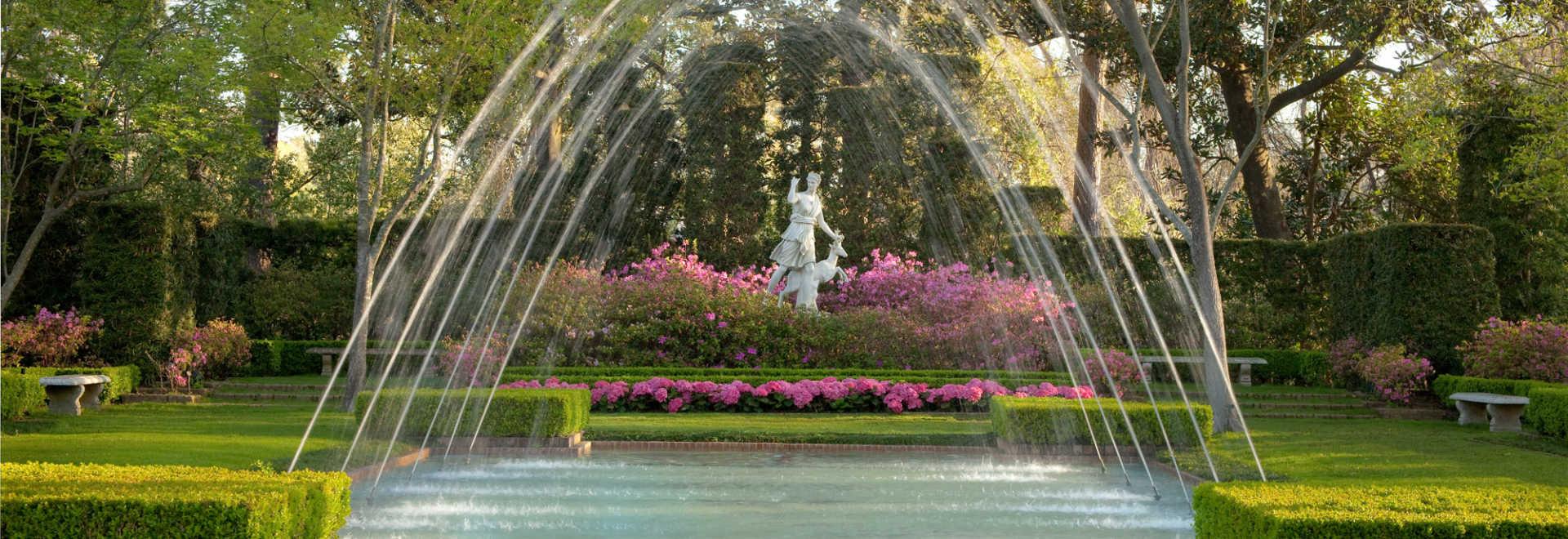 Ima Hogg Gardens Garden Ftempo