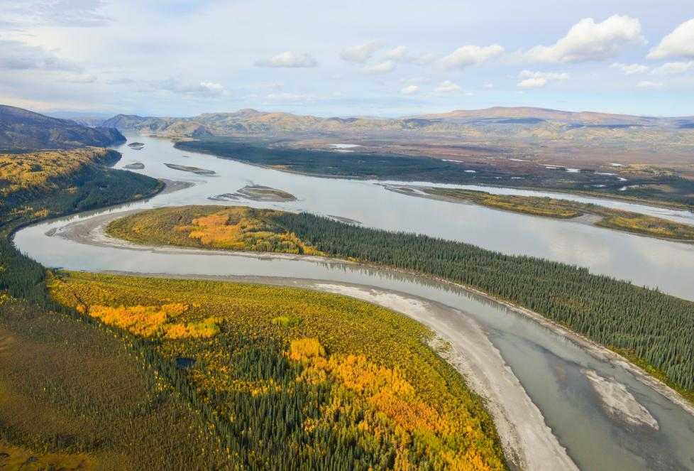 Yukon - River Activities