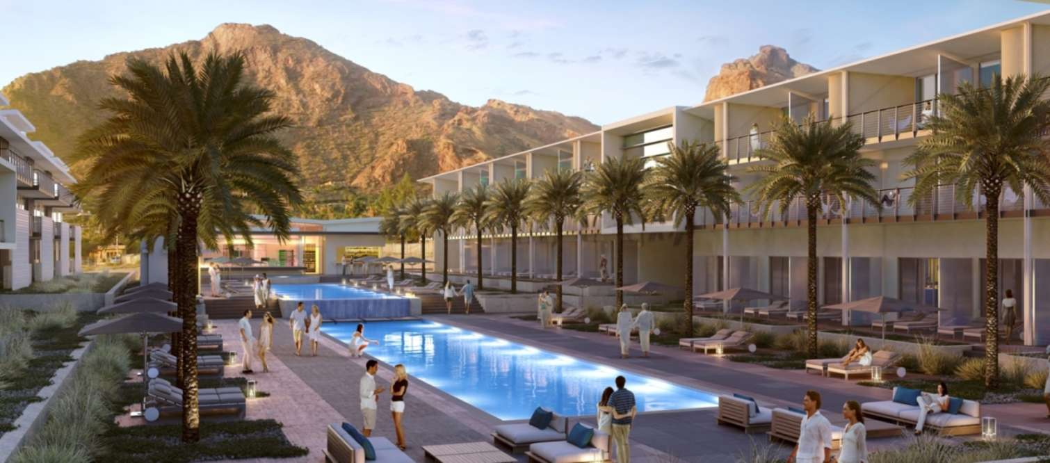 Scottsdale Raises The Bar With 3 New Resort Gems