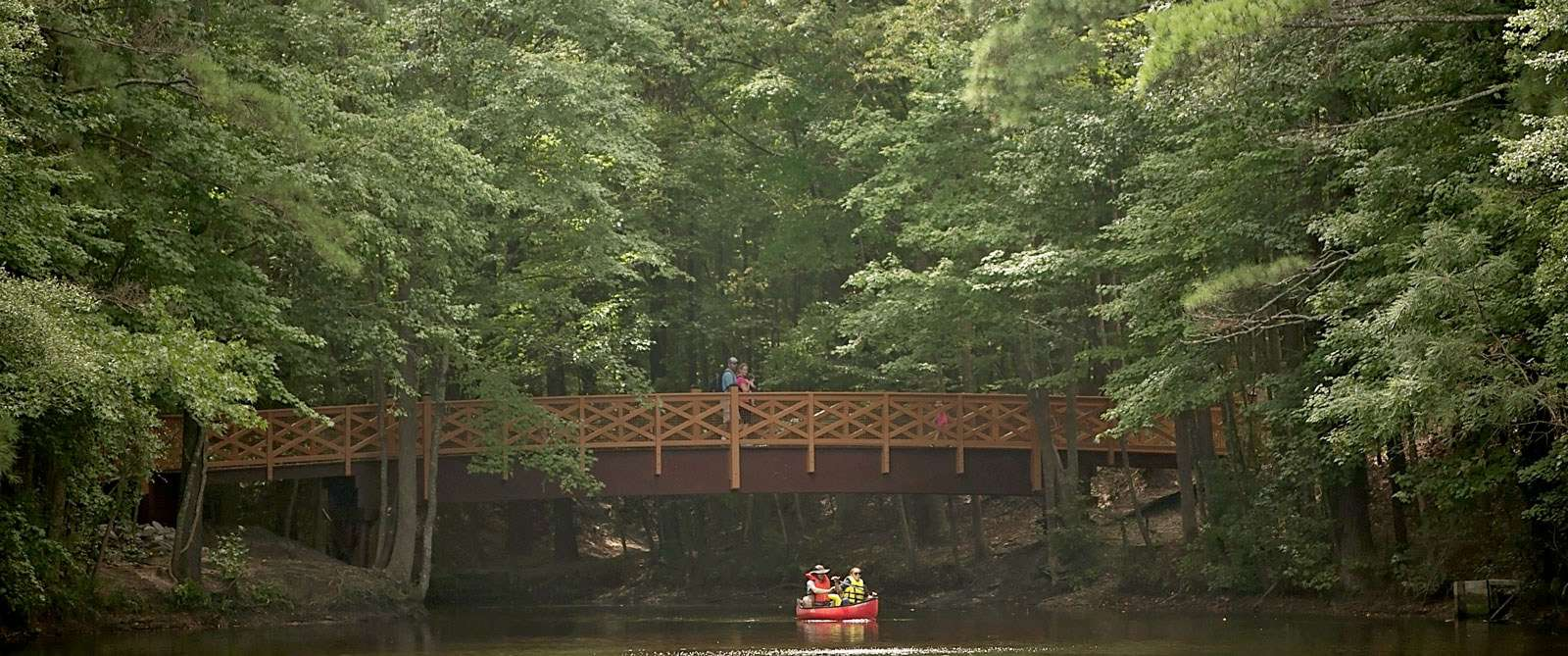Kayak Bridge