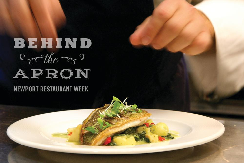 Newport Restaurant Week: Behind the Apron at Jamestown FiSH