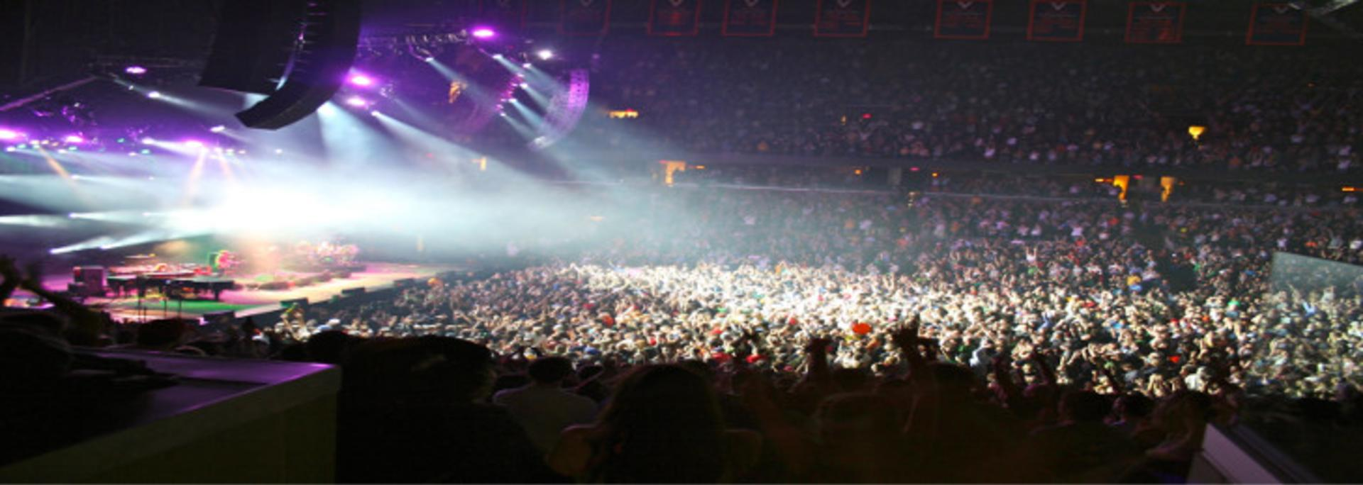 Concert at John Paul Jones Arena