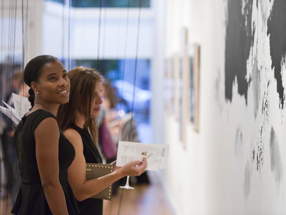 Gallery opening at Westobou
