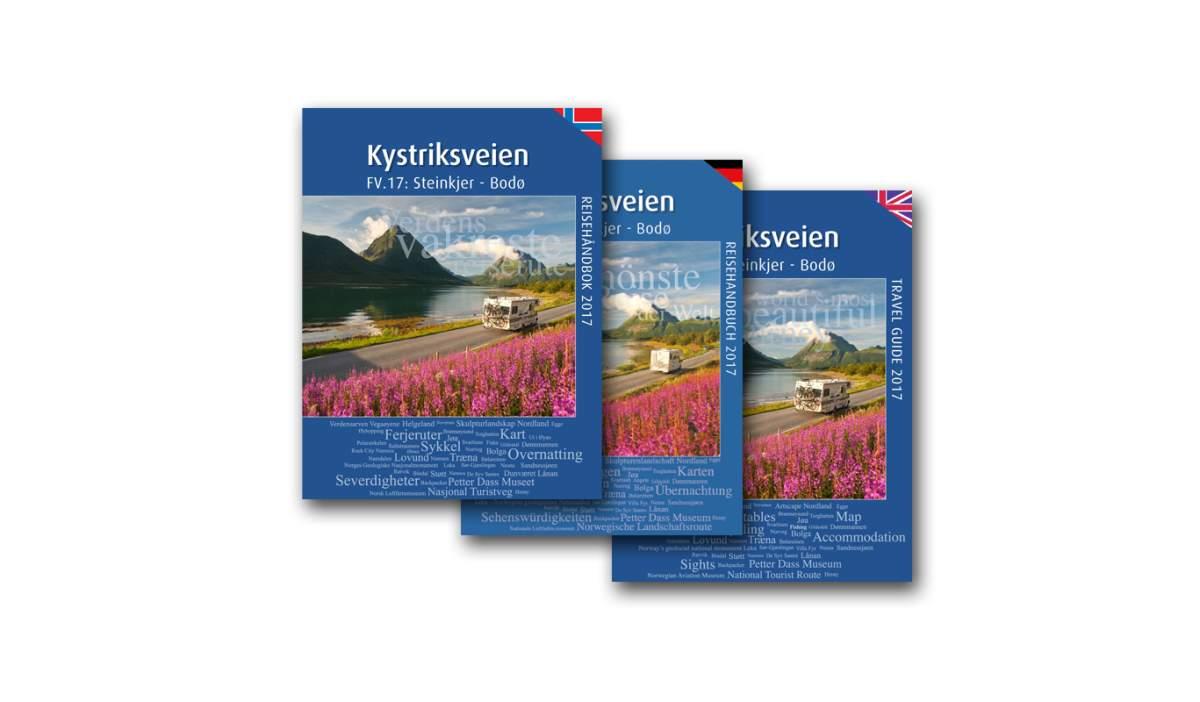 Kystriksveien Travel Guide - Norway road map pdf