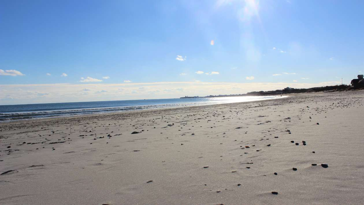 Scarborough State Beach in Narragansett