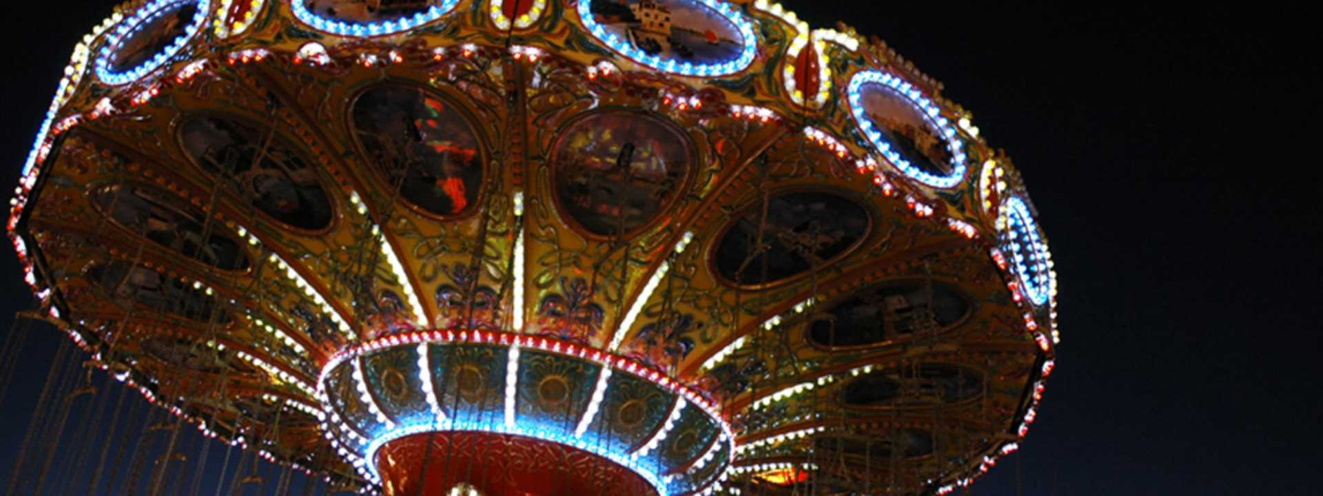 Ride the midway or see some animals New Mexico's Fairs and Festivals