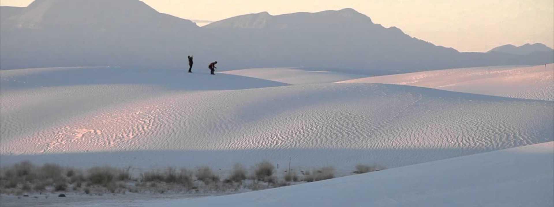 Video Thumbnail - youtube - NM True TV-Treasure - White Sands