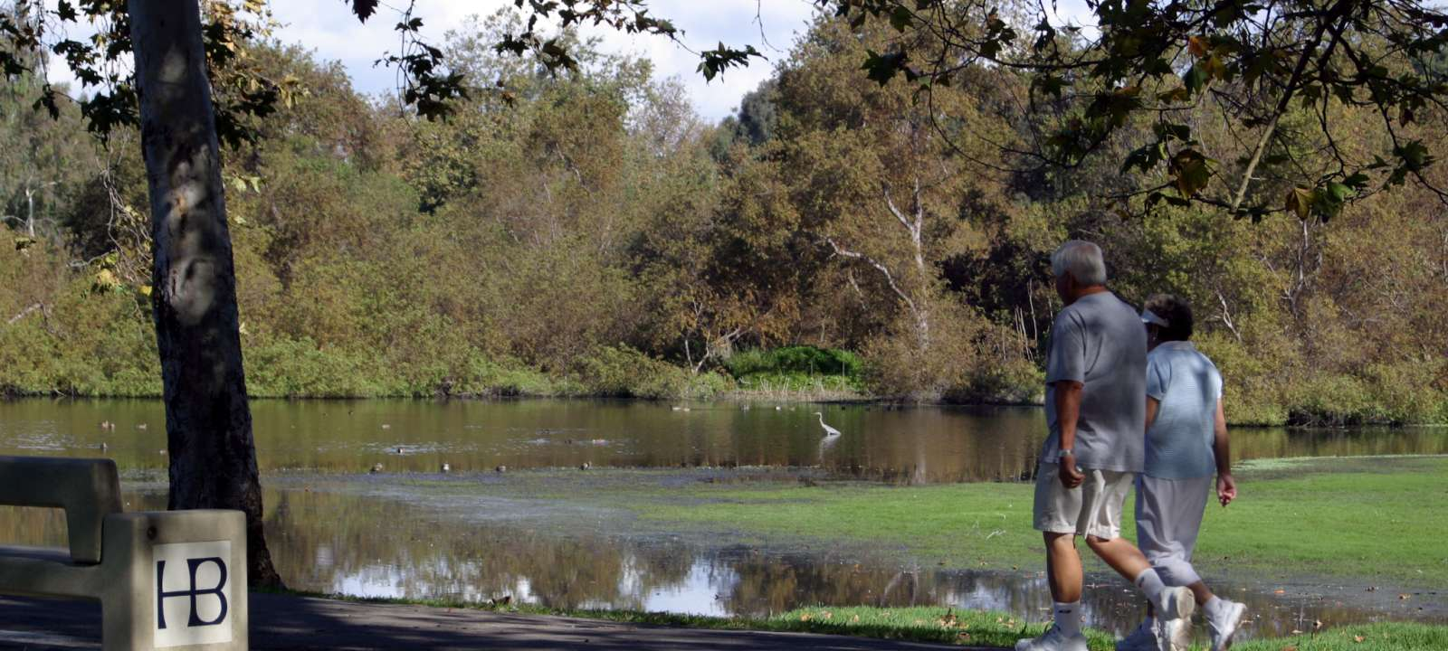 Huntington Central Park | Shipley Nature Center | Disc Golf Course